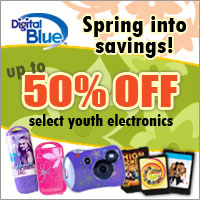 Save up to 50% on Disney Electronics!