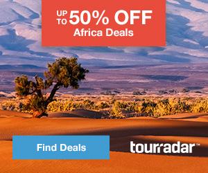 TourRadar Africa Deals