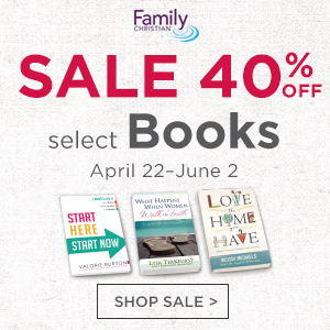 Sale: 40% Off Select Books