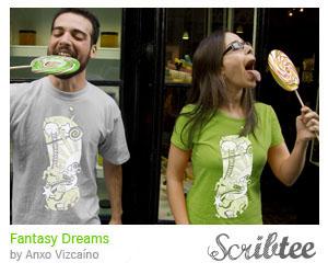 Scribtee.com - Fantasy Dream
