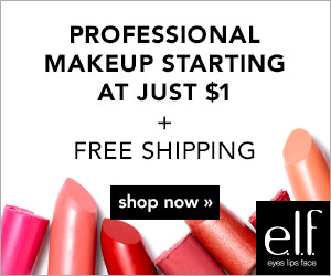 ALL e.l.f. COSMETICS ONLY $1 - For a LIMITED Time