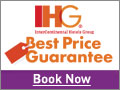 Book your hotel stay with IHG's Best Price Guarant