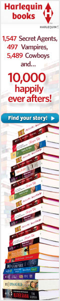 Save 20% every day on all Harlequin books!