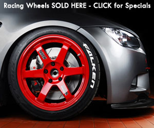 Racing Wheels Sold Here