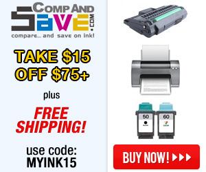 Get $15 off $75+ at CompAndSave.com