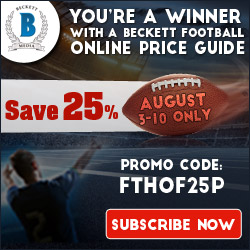 Football Online price Guide