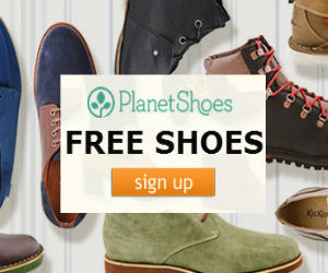 OMG Free Shoes! Sign up for free men's shoes