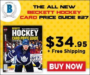Beckett Media Hockey Price Guide #27