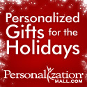 Personalized Christmas Gifts from PersonalizationMall.com