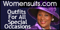 Women's Suits Special Occasions