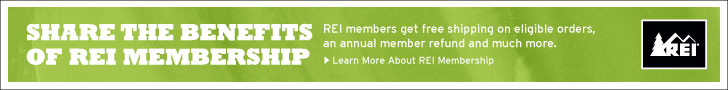 REI Membership! Join Today.