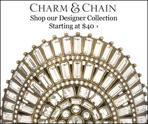 Charm & Chain Jewelry Starting at $40
