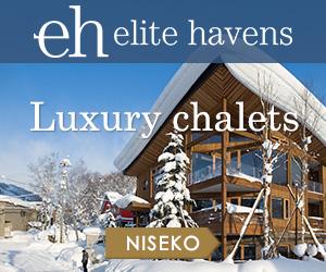 luxury chalets in Niseko