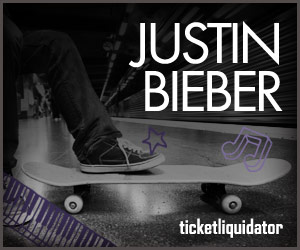 Discount Justin Bieber tickets!