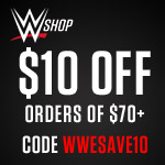 $10 off $70+ with code WWESAVE10_150x150