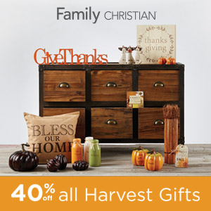 50% off fall & harvest gifts