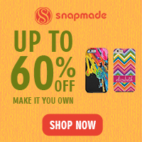 Snapmade 2015 - Custom Phone case up to 60% Off Deals - 200*200