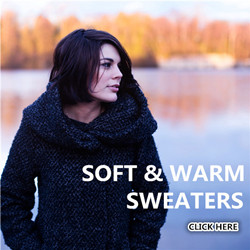 Get Up To 30% off Soft & Warm Sweaters.