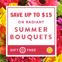 Save Up To $15 On Radiant Summer Bouquets