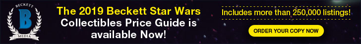 Star Wars Collectibles Price Guide #3