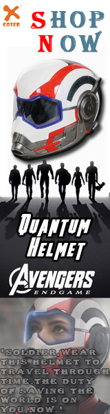 Avengers Endgame Quantum Helmet