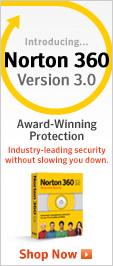 New Norton 360 v3.0