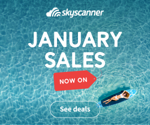 Compare all cheap flights for free with Skyscanner