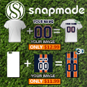 Snapmade 2015 - Custom Sports Items - 125*125