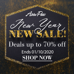 New Year Sale! Deals Up to 70% Off Plus Free Shipping! Ends 01/10/2020.
