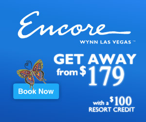 Get Away to Encore Las Vegas!