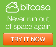 Bitcasa Cloud Storage - Unlimited Storage $10/month!
