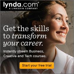 Lynda.com career skills
