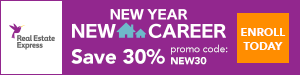 Save 30% with Real Estate Express