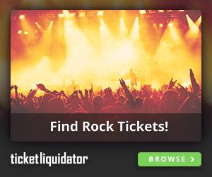 Hard Rock tickets!