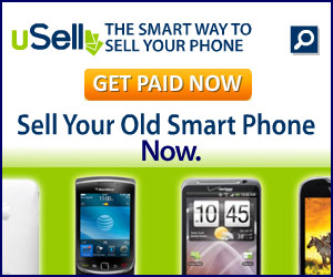 Sell Your Used Phone at uSell.com