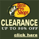 Bass Pro Shops - Clearance up to 50% OFF