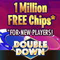 1,000,000 free chips for new members at our online casino.