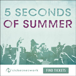 5 Seconds of Summer Tickets