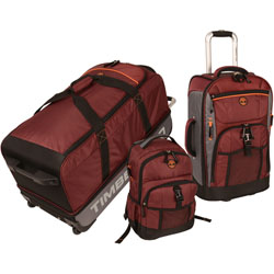 Timberland Hampton Falls 3 Piece Wheeled Luggage Set Now Only $129.97 Org. $920.00 Plus Free Shipping Use Promo Code TBHF at checkout.-