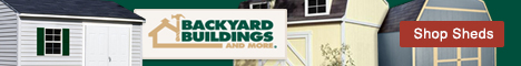 Click Here to Shop an Excellent Selection of Quality Sheds and Outbuildings for your Yard, Garden or Farm - Delivered and Installed at Amazing Prices from Backyard Buildings - and Support The Garden Oracle with Your Purchases!