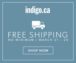 Free Shipping, No Minimum at Indigo.ca!