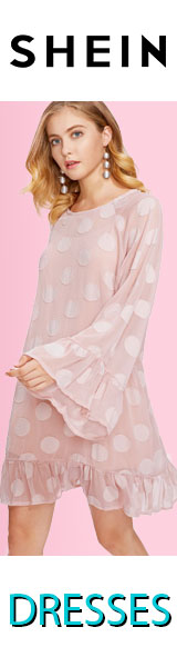 160x600 Des offres fantastiques sur les robes! Visitez www.SheIn.fr - Offre à durée limitée!
