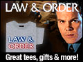 Buy Law and Order merchandise
