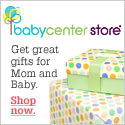 Find Gifts at the BabyCenter Store