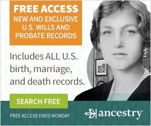 Banner - Meet Your Ancestors