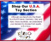 USA Made Toys