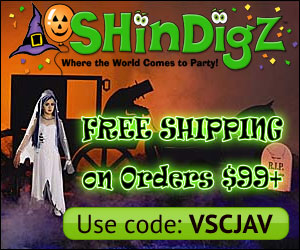 FREE Shipping on Halloween Decoration orders $85+.