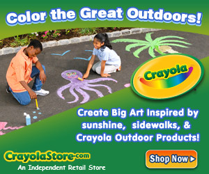Color the Great Outdoors