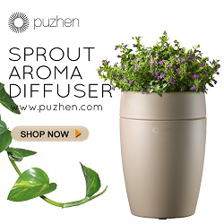 Puzhen Aroma diffuser Sprout