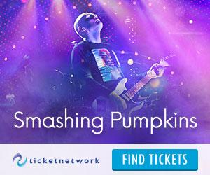Smashing Pumpkins biljetter